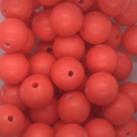 Siliconenkraal ø12mm Scarlet