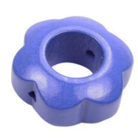 Bloemkraal Donkerblauw