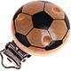 Speenclip Voetbal Blank