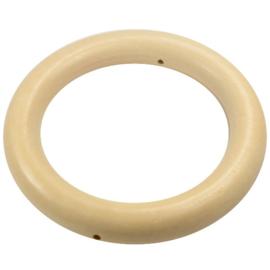 Extra Grote Ring (XL) Rammelaar Blank