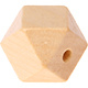 Houtenkraal 18mm Hexagon Blank