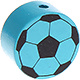 Voetbal Turquoise