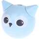 3D Uiltje Babyblauw