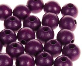 Houtenkraal ø12mm Violet