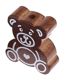 Teddybeer-kraal Bruin