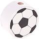 Voetbal (klein) Wit 6st.