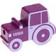 Tractor Violet