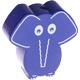Olifantje Donkerblauw