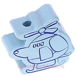 Helikopter Babyblauw
