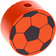 Voetbal Donkeroranje