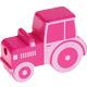 Tractor Donkerroze