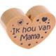 Ik hou van mama Blank