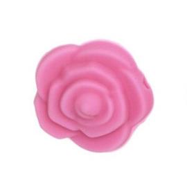 Siliconenkraal Roosje Roze