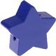 Sterretje (L) Donkerblauw