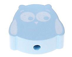 Uiltje Babyblauw