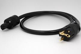 Weber & Maurer W & M Audio Tornado high-end power cable