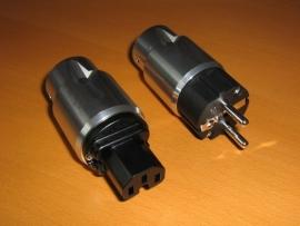 TTAF 93229 en 93300 Rhodium Schuko en IEC`s nu ook als C7.