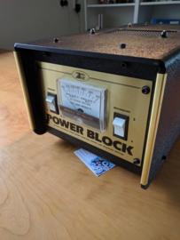 Tice Powerblock II scheidingstrafo / netfilter