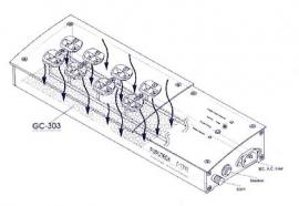 Furutech e-TP80E wordt geleverd inclusief High-End Powercord  Furutech G-314Ag