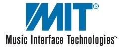 MIT Shotgun MA proline XLR interlinks