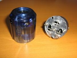 fraaie kwaliteit Rhodium Schuko en IEC`s model 8