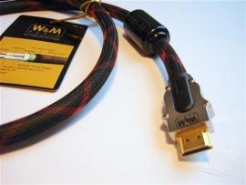 Weber & Maurer W & M HDMI kabels