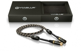 Viablue NF-S2 Silver digitale AES / EBU. 110 Ohm kabel