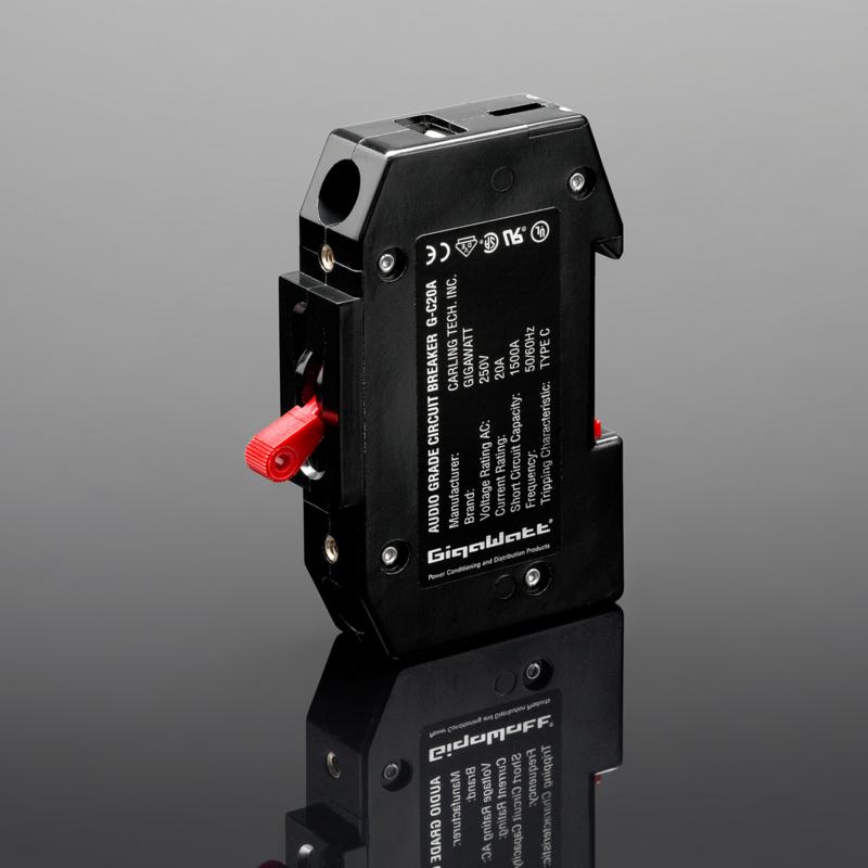 Gigawatt Audio Grade  Switch 16 of 20 Ampere