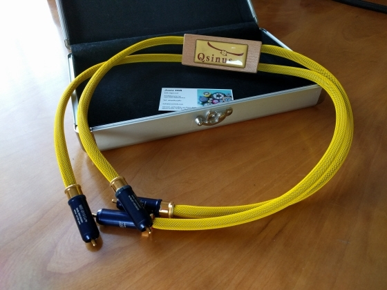 Qsinus RCA interlink