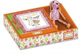 Kraambezoekboek cadeaubox - Pauline Oud