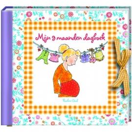 Mijn 9 maanden dagboek - Pauline Oud