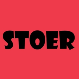 Baby t-shirt rood | Stoer