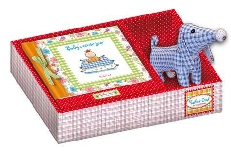 Baby`s eerste jaar cadeaubox - Pauline Oud
