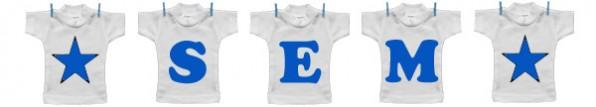Waslijn mini t-shirt met de naam van de baby