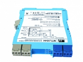 MTL 5544 - 2 channel 2/3 wire Transmitter repeater