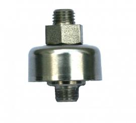 Wika manometer ventiel