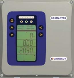 backup batterij gasdetectie crowcon Gasmaster