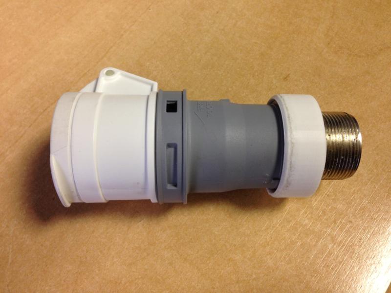X-BOB walstop adapter