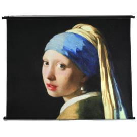 Meisje met de Parel velvet 110 x 146 cm