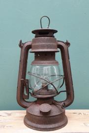 Tafellamp Lantaarn roest 26 x 15