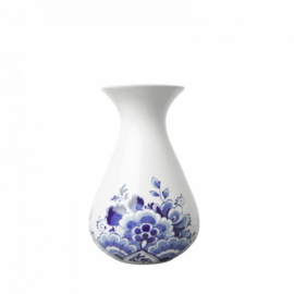 Vaasje Delfts Blauw bloem 14 x 9,5 cm