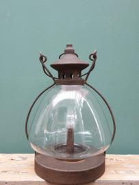 Tafellamp Lantaarn roest 26 x 18