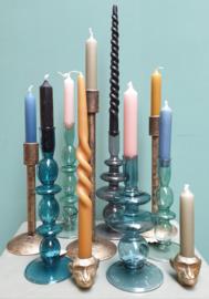 Glazen Kandelaars & Waxinelichthouders