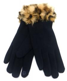 Handschoenen Zwart/Panther