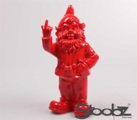 STOOBZ F*ck you tuinkabouter Rood L