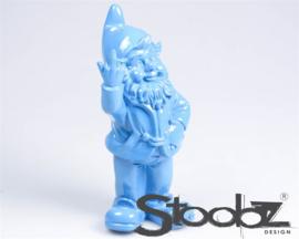 STOOBZ F*ck you tuinkabouter Blauw M