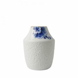 Vaasje Delfts Blauw bloesem 11,5 x 8,5 cm
