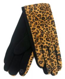 Handschoenen Panther bruin