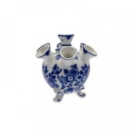 Tulpenvaasje Delfts Blauw 14 x 14 cm