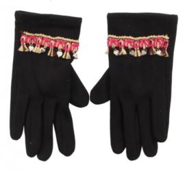 """Handschoenen """"Ibizastyle"""" Pink"""
